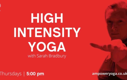 high intensity yoga