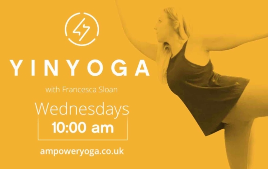 Yin Yoga london