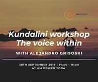 Kundalini – The voice within