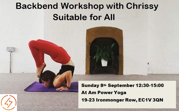 Backbends Workshop